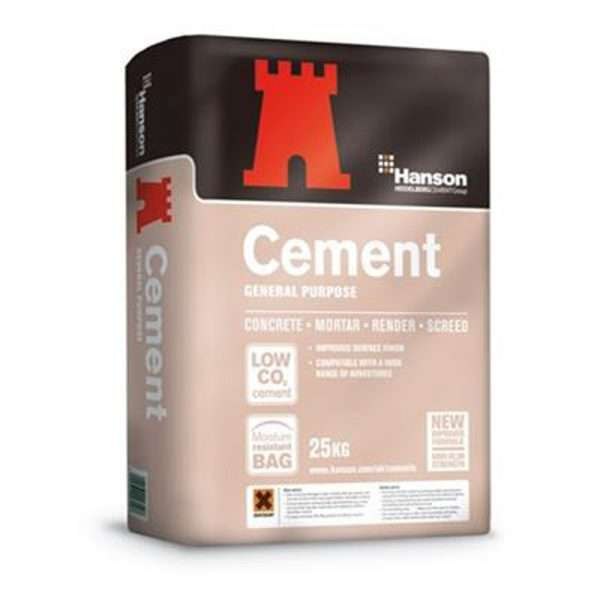 Cement in Paper