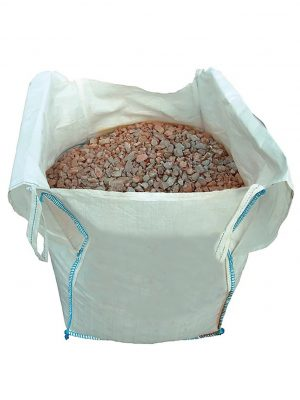 Bag Of Pink Limestone